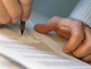 Образцы документов