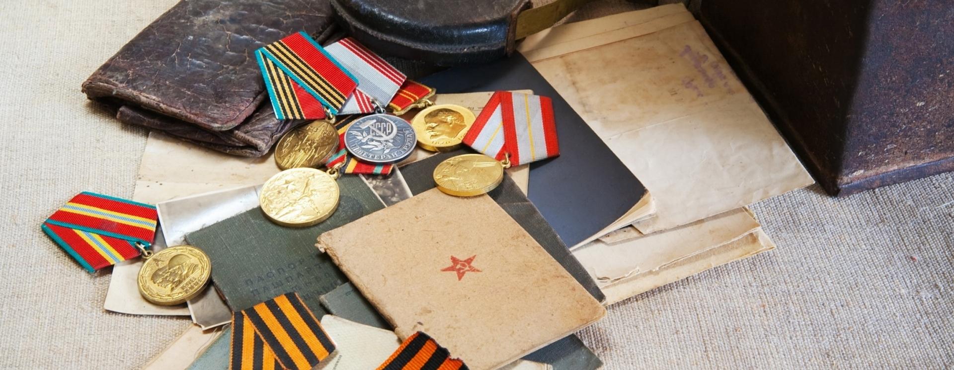 Введена ответственность за сделки с наградами СССР и БССР